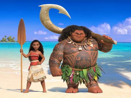 """MOANA Movie Clip """"Ocean Insists"""""""