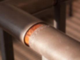 Oak handrail with Brass junction (1 of 1).JPG