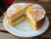 elderflower & apricot cake - always a be