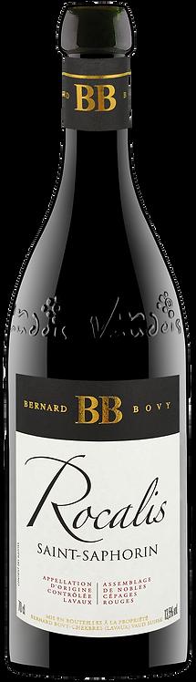 Rocalis St. Saphorin rouge - Lavaux - Bernard Bovy