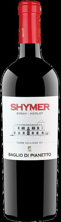Shymer Syrah & Merlot - Baglio di Pianetto