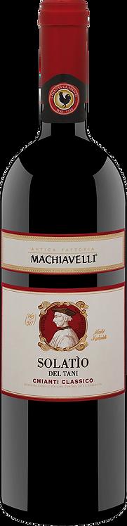Solatio del Tani Chianti Classico - Antica Fattoria Machiavelli