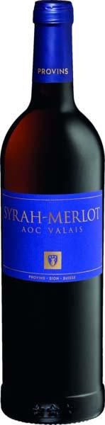 Syrah-Merlot du Valais AOC