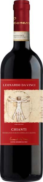 Chianti DOCG Vitruviano Leonardo