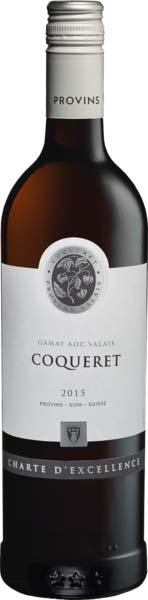 Gamay du Valais AOC Coqueret