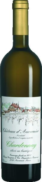 Chardonnay Neuchâtel AOC Barrique - Chateau d'Auvernier