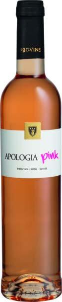 Apologia Pink Vin de Pays Romand