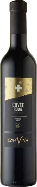 Cuvée rouge Vin de Pays Suisse