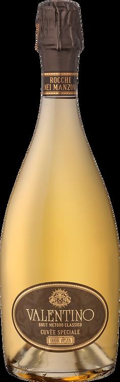 Valentino Brut Cuvée Speciale DOOR 185th  - Rocche dei Manzoni