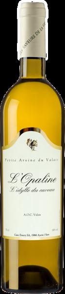Petite Arvine AOC L'Opaline - Cave Emery