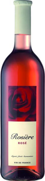 Vin Rosé de France demi-doux