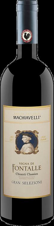 Vigna di Fontalle Chianti Classico Riserva - Antica Fattoria Machiavelli