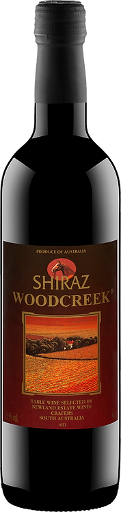 Woodcreek Shiraz Riverland - Newland Estate