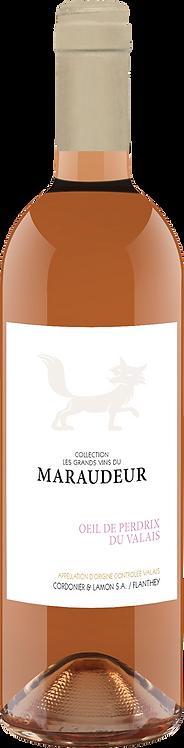 Grands Vins du Maraudeur Oeil-de-Perdrix - Valais - Cordonier & Lamon