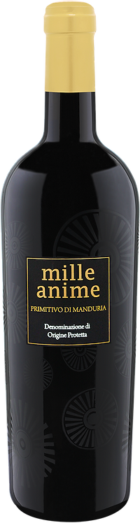 Mille Anime Primitivo di Manduria - Vinicola Mediterranea