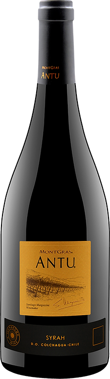 Antu Syrah Mountain Vineyard of Colchagua Valley - Viñas MontGras