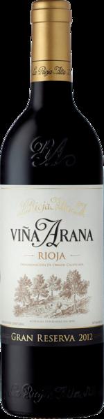Rioja DOCa Gran Reserva Viña Arana - La Rioja Alta S.A.