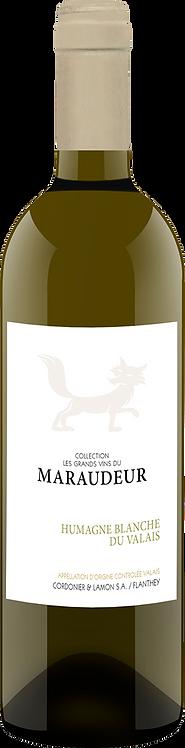 Grands Vins du Maraudeur Humagne blanche - Valais - Cordonier & Lamon