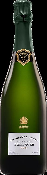 Grande Année Champagne brut millésimé ohne Etui - Champagne Bollinger