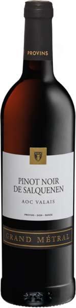 Pinot Noir de Salquenen AOC
