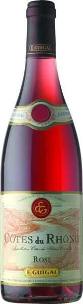 Côtes-du-Rhône AC rosé