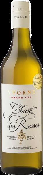 Yvorne AOC Chant des Resses - Artisans Vignerons d'Yvorne