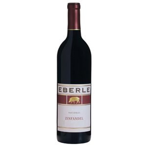Zinfandel Eberle Winery Paso Robles California