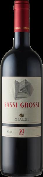 Merlot del Ticino Sassi Grossi Barriques - Gialdi SA