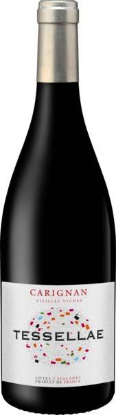 Tessellae Côtes Catalanes IGP Carignan Vieilles Vi