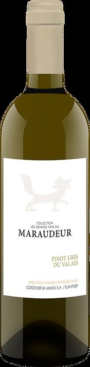 Grands Vins du Maraudeur Pinot Gris - Valais - Cordonier & Lamon