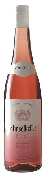 Rosé Vin de Pays de l'Aude demi-doux