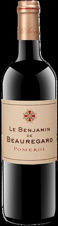 Le Benjamin de Château Beauregard