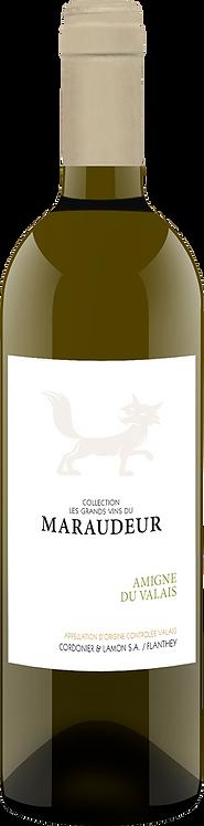 Grands Vins du Maraudeur Amigne - Valais - Cordonier & Lamon
