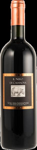 Sangiovese Terre di Pisa DOC Il Nero di Casanova  - La Spinetta