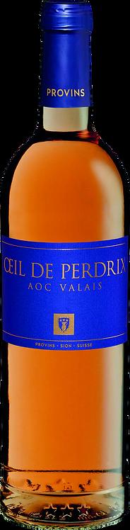 Oeil-de-Perdrix du Valais AOC