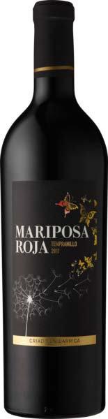Tempranillo Vino de España Criado en barrica