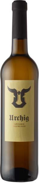 Cuvée blanche Vin de Pays Suisse