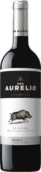 Valdepeñas DO Reserva Don Aurelio