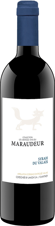 Grands Vins du Maraudeur Syrah - Valais - Cordonier & Lamon