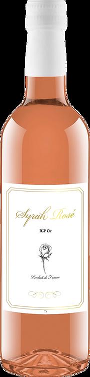 Syrah Rosé Pays d'Oc - Les Vignerons du Narbonnais