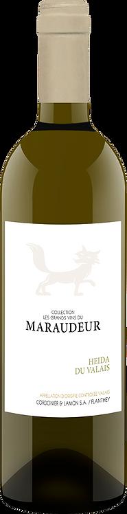 Grands Vins du Maraudeur Heida - Valais - Cordonier & Lamon