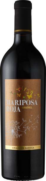Monastrell Vino de España Criado en barrica