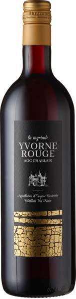Yvorne rouge AOC Chablais