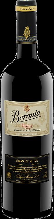 Rioja Gran Reserva - Bodegas Beronia