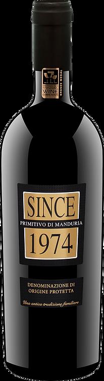 Since 1974 Primitivo di Manduria - Tenute Eméra