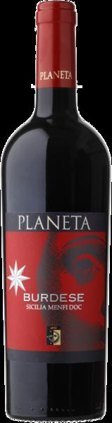 Burdese Cabernet Sauvignon Franc DOC Sicila Rosso - Planeta