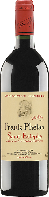 Frank-Phélan de Château Phélan-Ségur