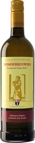 Fendant du Valais AOC Domherrenwein