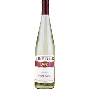 Muscat Canelli White Wine Eberle Winery California
