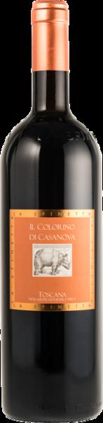 Il Colorino di Casanova Rosso Toscana IGT - La Spinetta